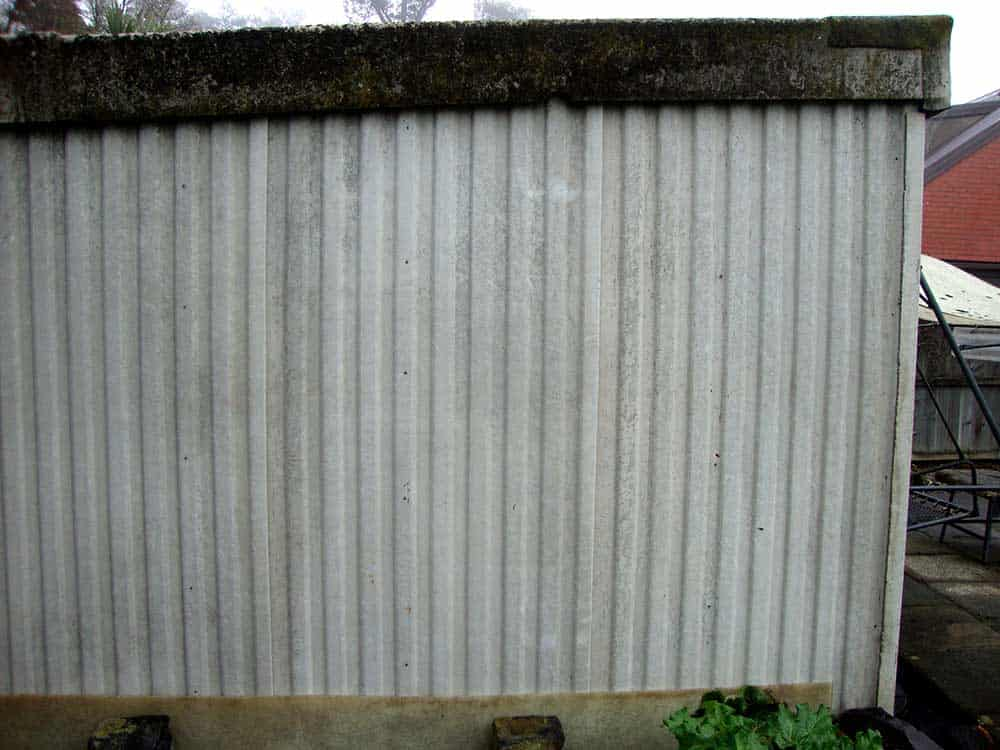 Cement Cladding Asbestos Testing K2 Environmental